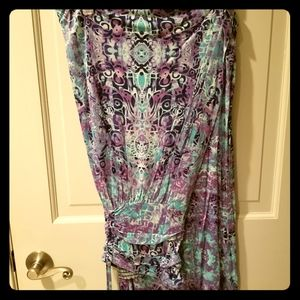 New Faded Glory Lung Sundress